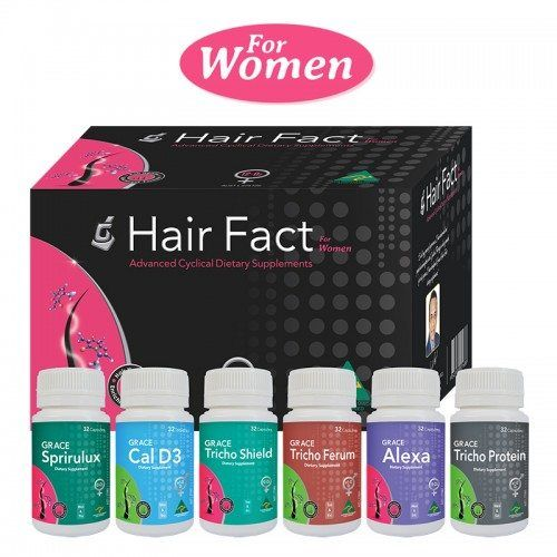 Hair Fact For Women